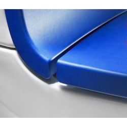 OPARCIE WC KHROMA OXYGEN BLUE A80165AF4T